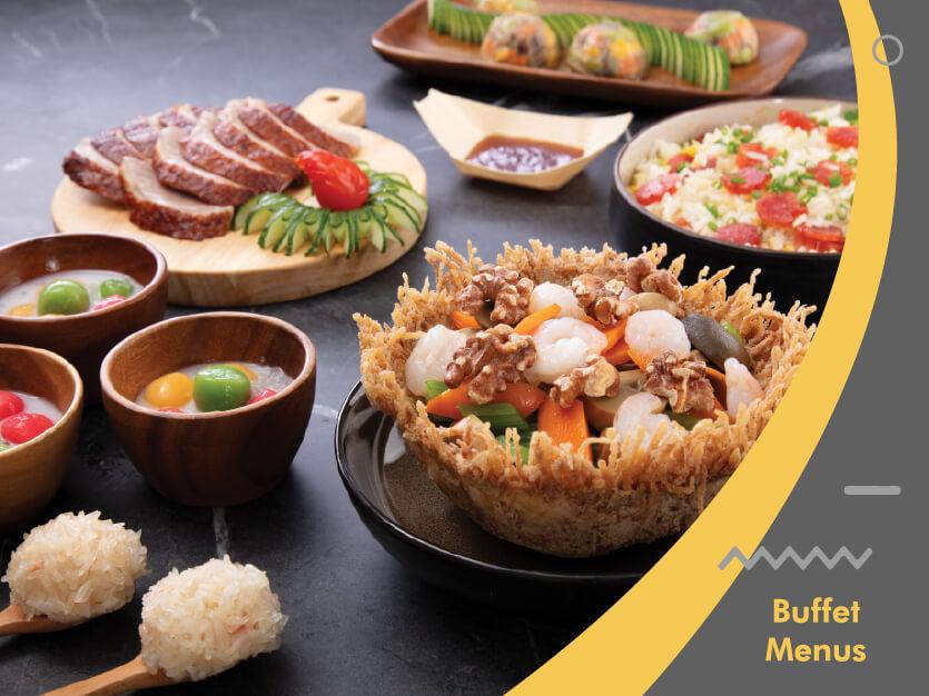 Gourmetz Catering Buffet Meals