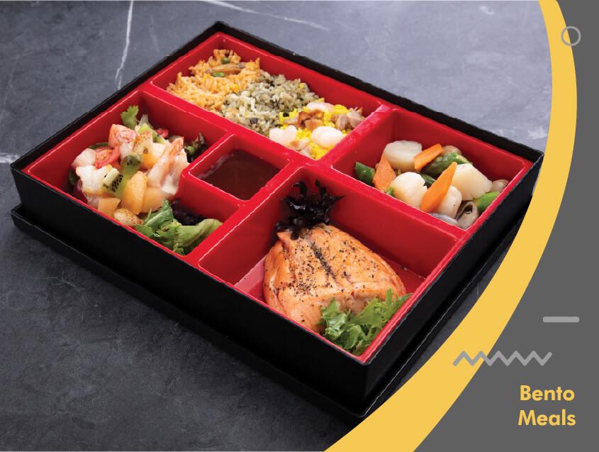 Gourmetz Catering Bento Meals